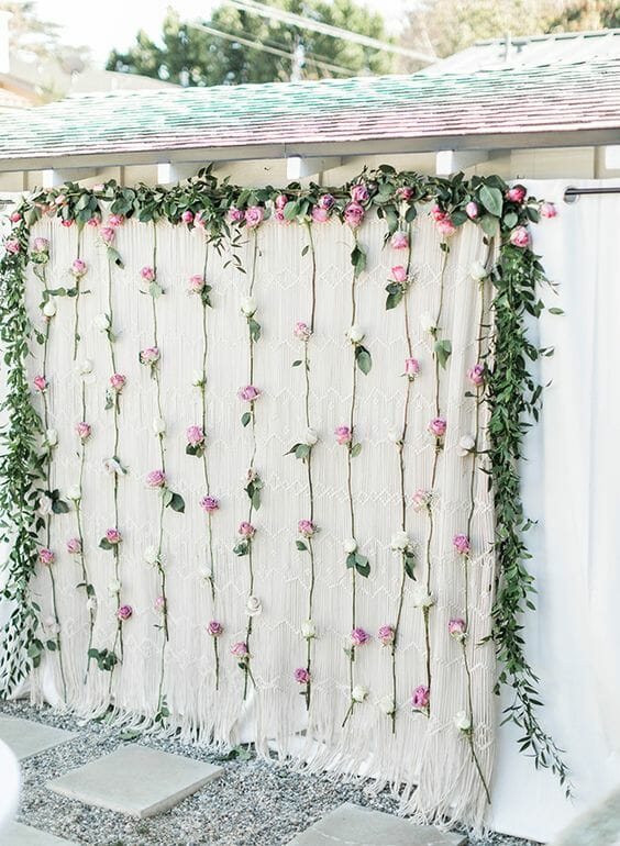Rosy Photo Booth