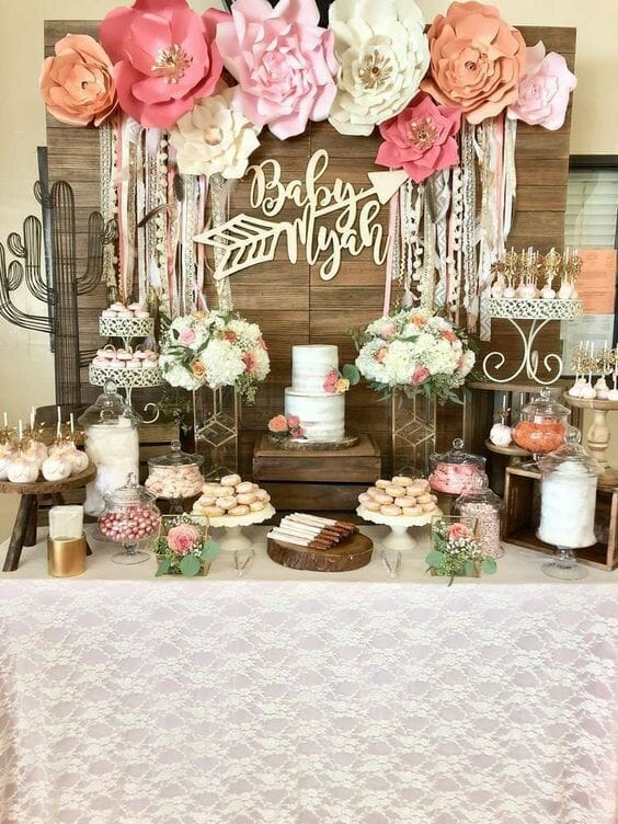 All Girly All Flowers Theme