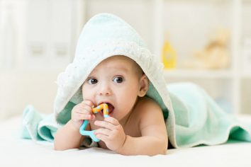 How Often Should you Wash your Baby's Towels?