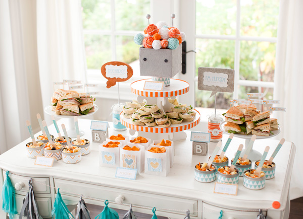 Baby Shower Etiquette for When Kids are About
