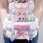How to Make the Perfect Diaper Cake