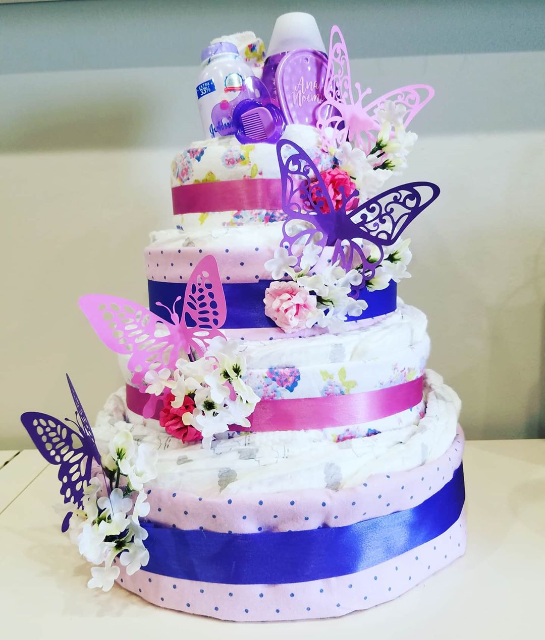 what are diaper cake