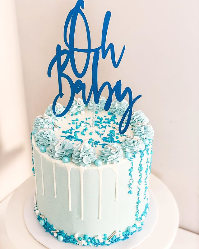 The Little Cake Shop's Oh Boy Drip Cake