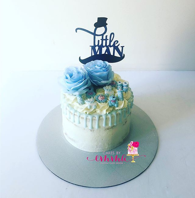 Cakes and Bakes by Emma's Floral Buttercream