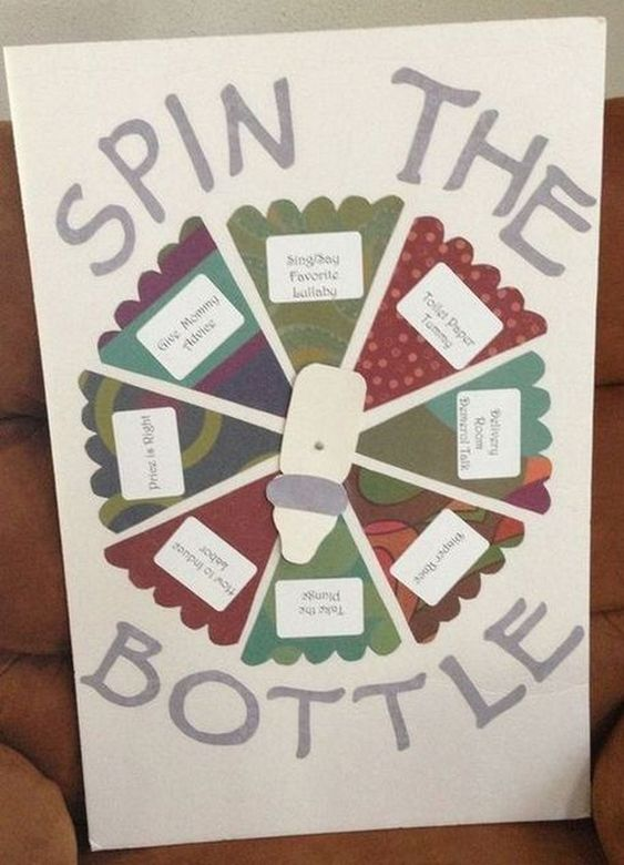 "Spin the ""Bottle"""
